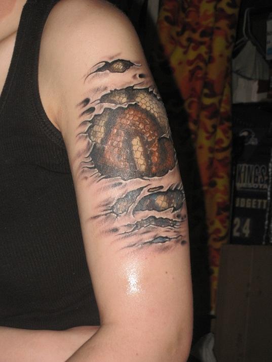 Most Badass Tattoos