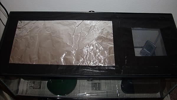 My Plastic Tub Setup For My Ball Python