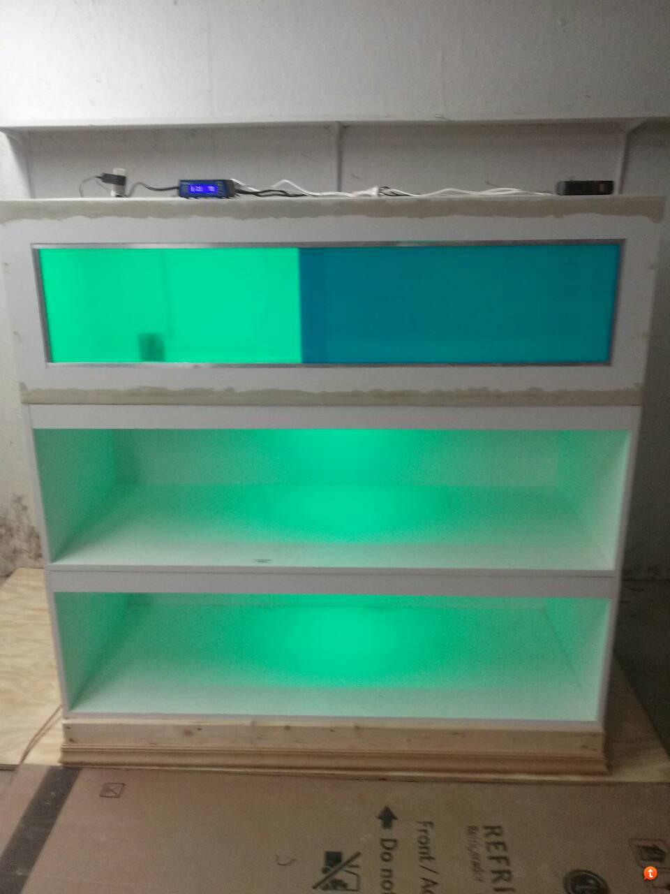My DIY bookcase/ enclosure Project