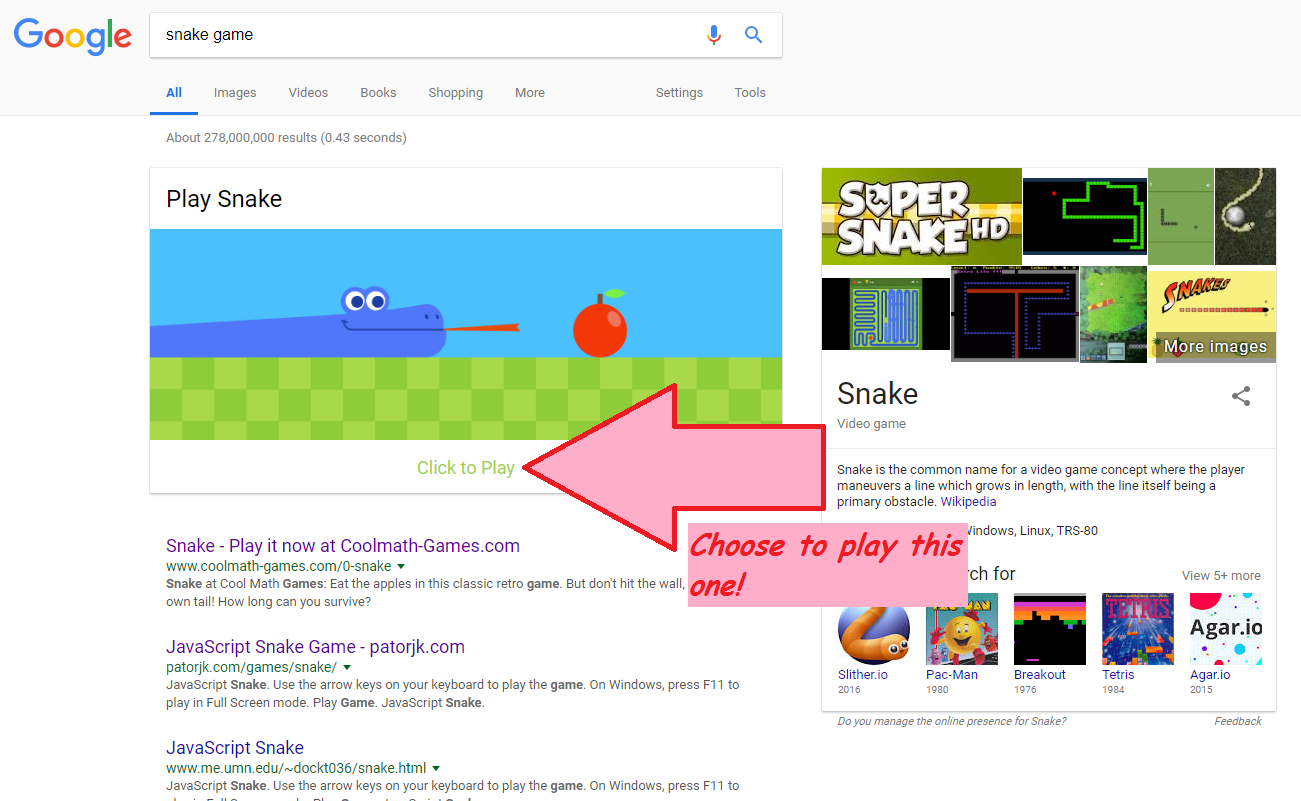 Snake Game: Who Will Get the Highest Score?!!