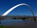 New Bridge Over Des Moines River