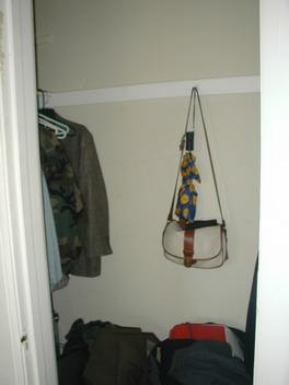 Inside Original Closet  1