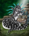 Urutu; Feathered Serpent