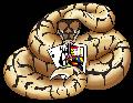 Black Jack Pythons Logo