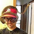 Squirreliest snake ever